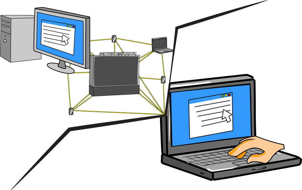 remote access solutions essay the history of visual basic dates back to 1991 when vb 10 was introduced the core of visual basic was constructed on the older basic language, which was the prevalent programming language throughout the 1980s.