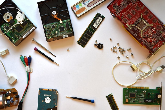 laptop hardware repair