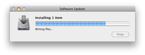mac operating system updates