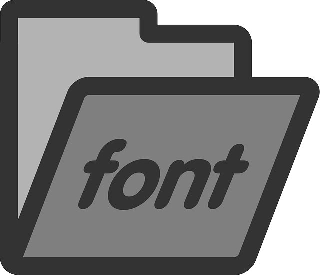 third party fonts