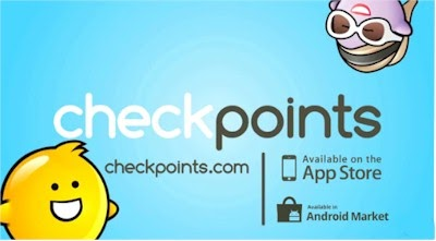 checkpoints app