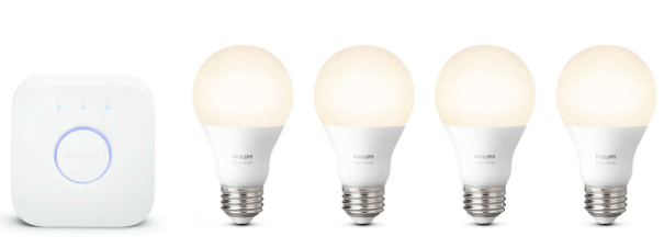 Phillips white smart lights