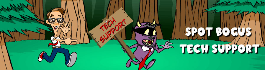 Nerd Chick Adventures: Bogus Tech Support Companies Targeted by FTC