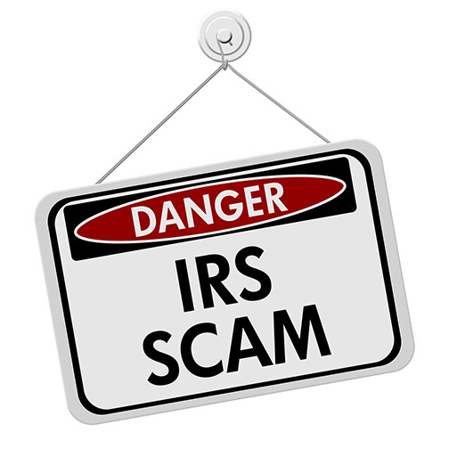 irs scams