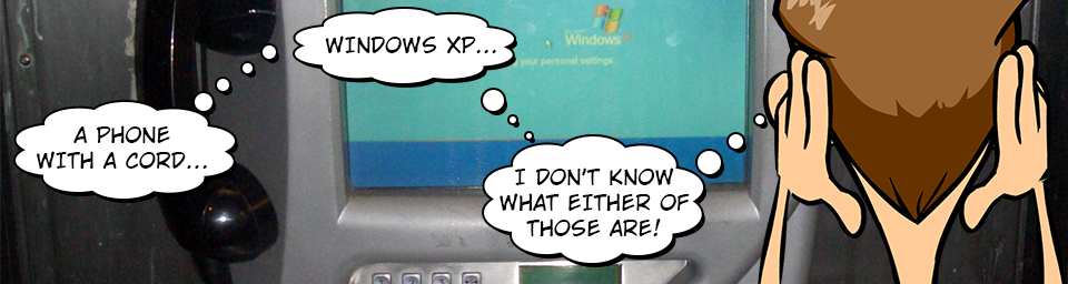 Microsoft Ending Support for Windows XP