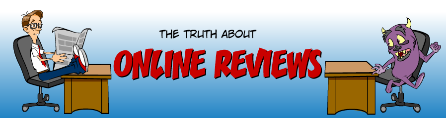 Nerd Chick Adventures: Can Online Reviews be Trusted?